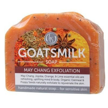 Exfoliation Goat's Milk Soap 140g