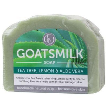 Tea Tree Goat's Milk Soap 140g