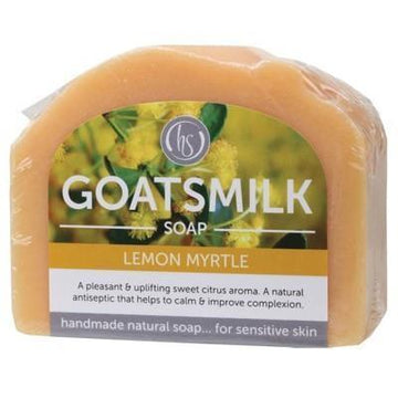 Lemon Goat's Milk Soap 140g