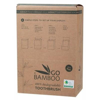Adult Toothbrush 25 - GO BAMBOO