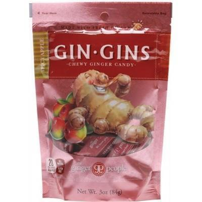 Ginger Candy Apple 84g - THE GINGER PEOPLE
