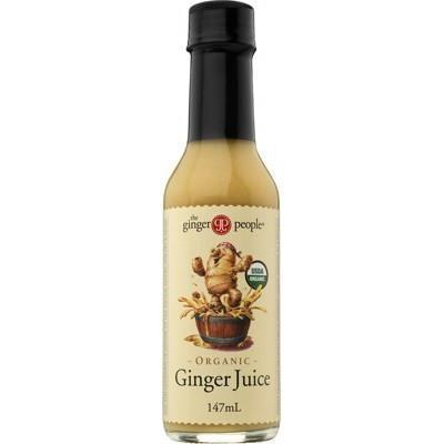 Ginger Juice 147ml - THE GINGER PEOPLE