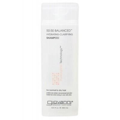 50/50 Shampoo 250ml - GIOVANNI
