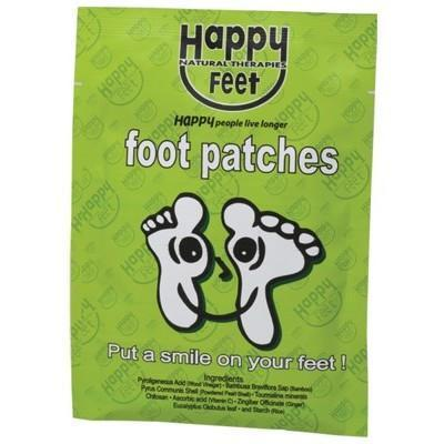 Foot Patches 2 pack - HAPPY FEET