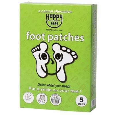 Foot Patches 10 pack - HAPPY FEET