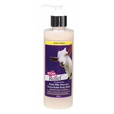 Goats Milk Body Wash 250ml - HOPE'S RELIEF