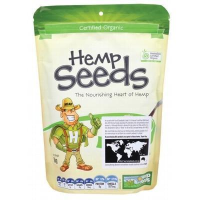 Hemp Seeds 1kg - HEMP FOODS AUSTRALIA