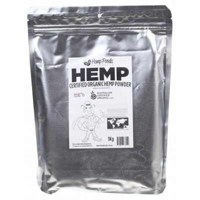 Hemp Powder 1kg - HEMP FOODS AUSTRALIA
