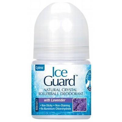 Lavendar Deodorant 50ml - ICE GUARD