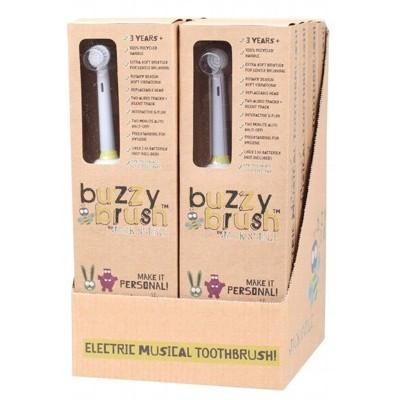 JACK N' JILL Musical Toothbrush Electric Buzzy Brush 1 - JACK N