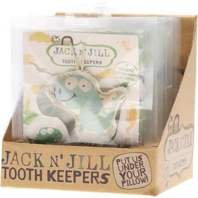 Tooth Keepers Display Box 8 - JACK N' JILL