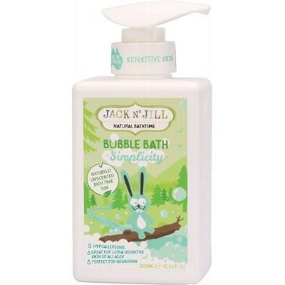 Simplicity Bubble Bath 300ml - JACK N' JILL