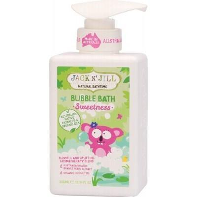 Sweetness Bubble Bath 300ml - JACK N' JILL