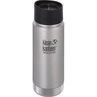Travel Mug Stainless Cafe Cap 473ml - KLEAN KANTEEN