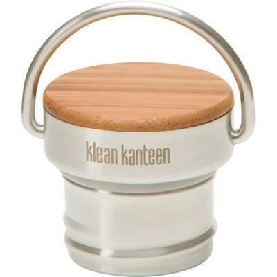 Replacement Lid Bamboo - KLEAN KANTEEN