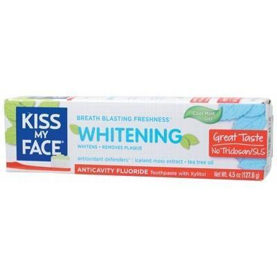 Tpaste Fluoride Cool Mint 127g - KISS MY FACE