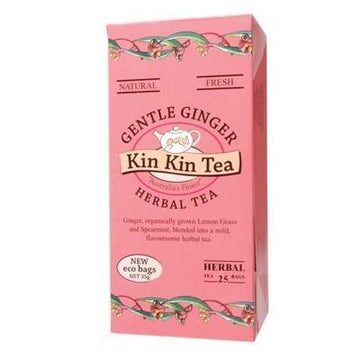 Gentle Ginger Tea Bags 25 bags