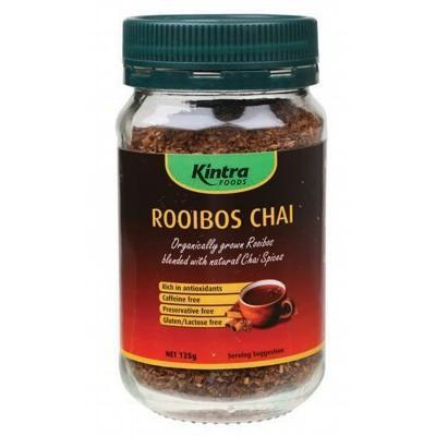 Rooibos Chai Blend 125g - KINTRA FOODS