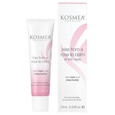 Rose Lip Balm 10ml - KOSMEA