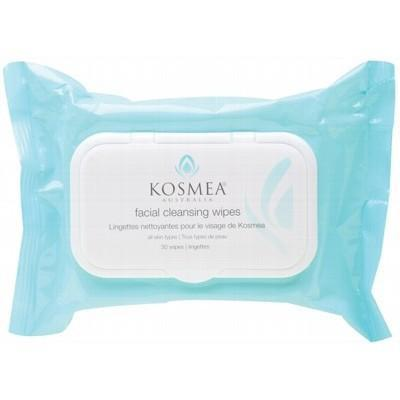Facial Cleansing Wipes 30 - KOSMEA