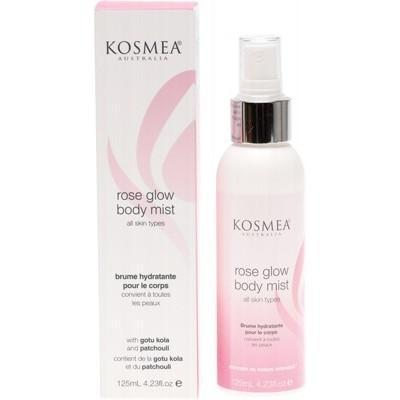 Rose Glow Body Mist 125ml - KOSMEA