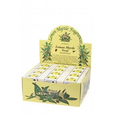 Soap Box Of 48 48x100g - LEMON MYRTLE FRAGRANCES