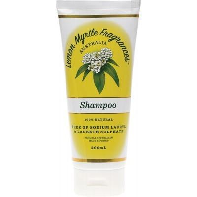 Shampoo 200ml - LEMON MYRTLE FRAGRANCES