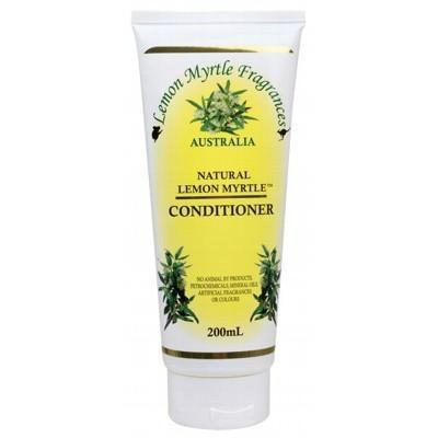 Conditioner 200ml - LEMON MYRTLE FRAGRANCES