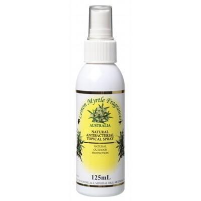 Outdoor Protection 125ml - LEMON MYRTLE FRAGRANCES