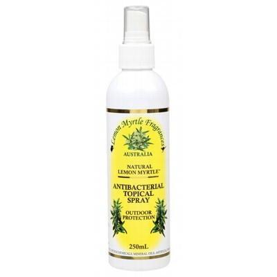 Outdoor Protection Spray 250ml - LEMON MYRTLE FRAGRANCES