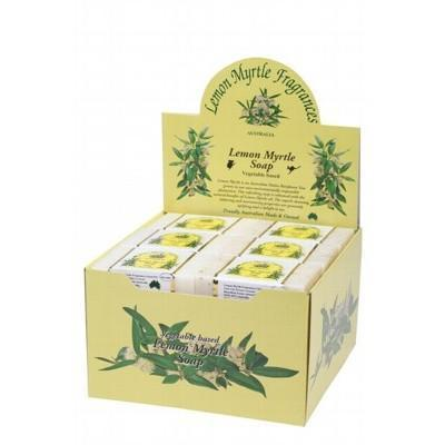 Soap Box Of 24 24x100g - LEMON MYRTLE FRAGRANCES
