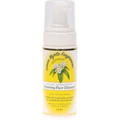 Foaming Face Cleanser 150ml - LEMON MYRTLE FRAGRANCES