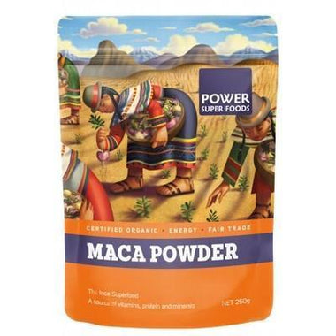 Maca Powder 250g - POWER SUPER FOODS