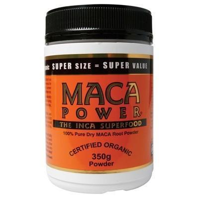 Maca Powder 350g - POWER SUPER FOODS