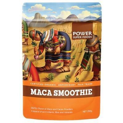 Maca & Cacao Blend 250g - POWER SUPER FOODS