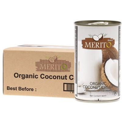 Coconut Cream 12x160ml - MERITO