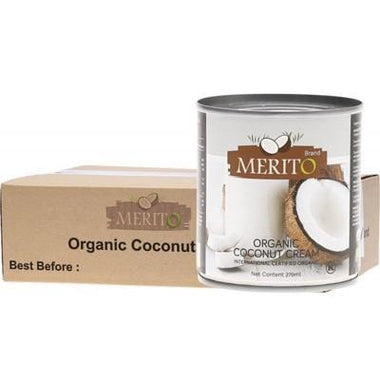 Coconut Cream 12x270ml - MERITO