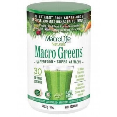 Super Food Powder 283.5g - MACRO GREENS