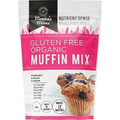 Muffin Mix 400g - MONICA'S MIXES