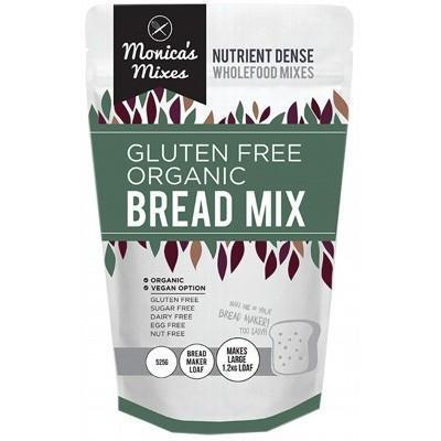 Bread Mix 525g - MONICA'S MIXES