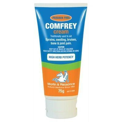 Comfrey Cream Tube 75g - MARTIN & PLEASANCE