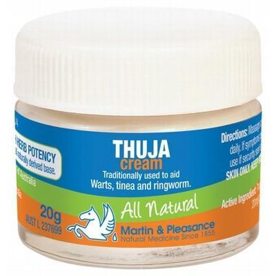 Thuja Cream Jar 20g - MARTIN & PLEASANCE
