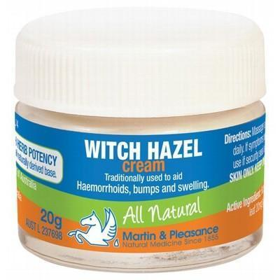 Witch Hazel Cream Jar 20g - MARTIN & PLEASANCE
