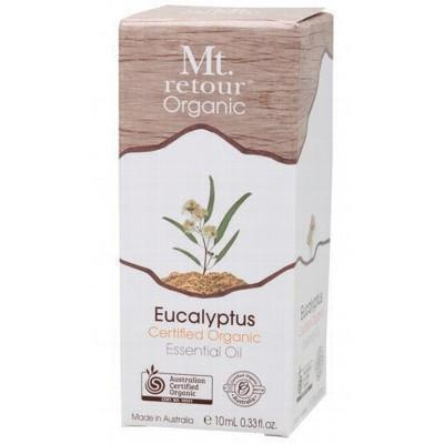 Eucalyptus Oil 10ml - MT RETOUR