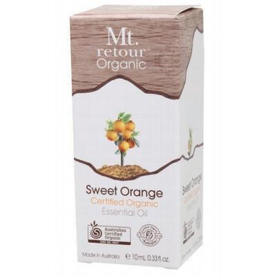 Sweet Orange Oil 10ml - MT RETOUR