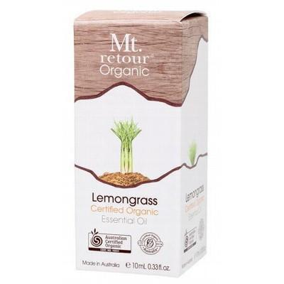Lemongrass Oil 10ml - MT RETOUR