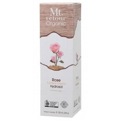 Rose Hydrosol 125ml - MT RETOUR