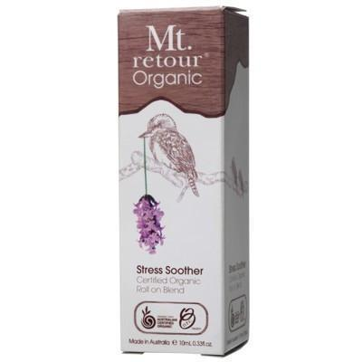 Stress Soother Blend 10ml - MT RETOUR