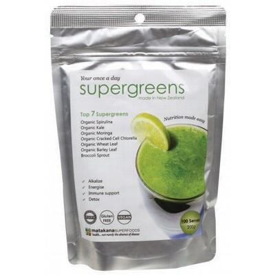 Supergreens 200g - MATAKANA