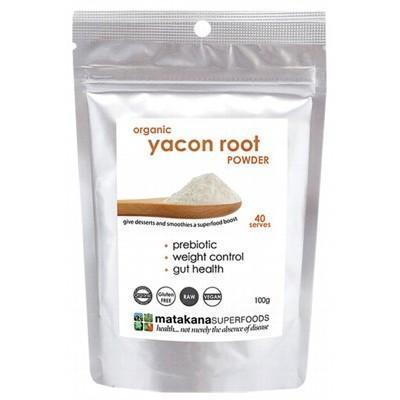 Yacon Root Powder 100g - MATAKANA